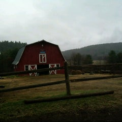 Photo taken at Willow Hill Farm by Sarah W. on 3/25/2012