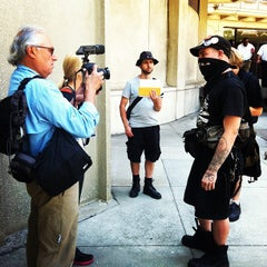 Photo taken at Philadelphia Police Department Headquarters by Steve R. on 7/2/2012