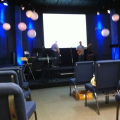 Photo taken at Harvest Bible Church Miami by Michael A. on 8/12/2012