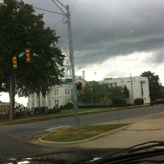 Photo taken at Tuscumbia, AL by Cass on 7/11/2012