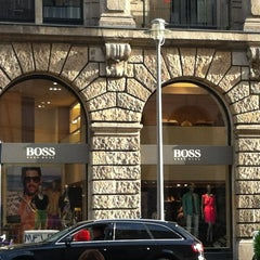 Photo taken at BOSS Store by Beng H. on 5/9/2012