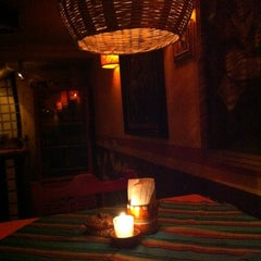 Photo taken at La Fonda de la Noche by Brenda M. on 2/11/2012