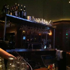 Photo taken at Bar Louie Novi by Krista D. on 3/7/2012