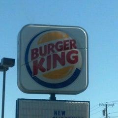 Photo taken at Burger King® by Cynthia B. on 3/27/2012
