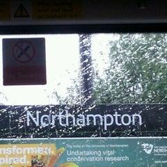 Photo taken at Northampton Railway Station (NMP) by James E. on 7/18/2012
