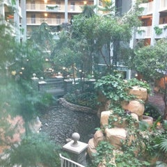 Photo taken at Embassy Suites by Hilton Pittsburgh International Airport by Casey U. on 8/29/2012
