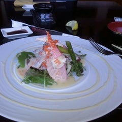 Photo taken at Samurai Japanese Restaurant by Taxi A. on 8/22/2012