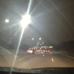 Photo taken at I-696 Exit 11, Evergreen Road by Sue W. on 2/4/2012