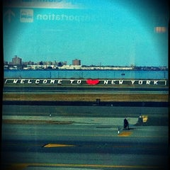 Photo taken at LaGuardia Airport (LGA) by M on 2/19/2012