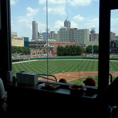 Photo taken at Victory Field by Lakisha J. on 6/10/2012