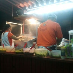 Photo taken at Tacos light Armando's by Shanti G. on 4/11/2012