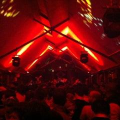 Photo taken at Warung Beach Club by Leo S. on 8/19/2012