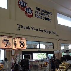 Photo taken at Hi-Lo Food Stores by Gerard K. on 3/11/2012