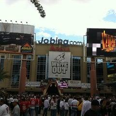 Das Foto wurde bei Gila River Arena von Will B. am 4/15/2012 aufgenommen