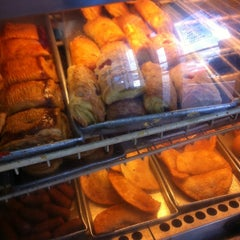 Photo taken at Miramar Bakery by Danny D. on 2/28/2012