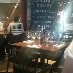 Photo taken at Zizzi by Shaun S. on 8/2/2012