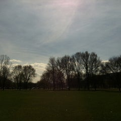 Photo taken at Otsiningo Park by Nick Y. on 3/22/2012