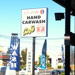 Photo taken at Arpan's Classic 1 Hand Car Wash by Shane S. on 6/7/2012