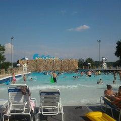 Photo taken at Point Mallard Park by Amanda P. on 6/14/2012