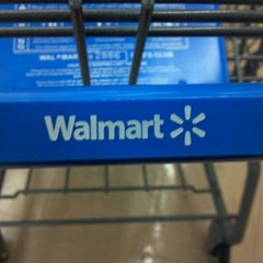 Photo taken at Walmart Supercenter Temporarily Closed by Luis C. on 2/4/2012