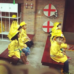Photo taken at KidZania by Afif R. on 9/10/2012