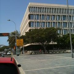 Photo taken at Delegacion De Hacienda by José Miguel M. on 7/13/2012