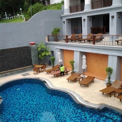 Photo taken at Leelawadee Boutique Hotel Phuket by Ann A. on 7/19/2012