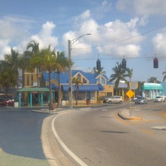 Photo taken at Times Square Ft Myers Beach by Goldmind C. on 7/2/2012