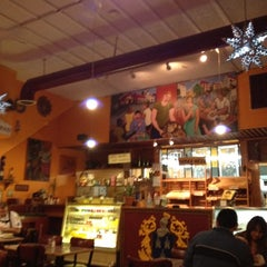 Photo taken at Panes Bread Cafe by Anthony H. on 3/20/2012
