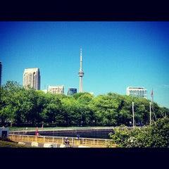 Photo taken at Toronto by Rafa G. on 7/29/2012