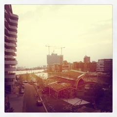 Photo taken at View Point Hamburg by Marc B. on 8/21/2012