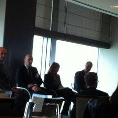 Photo taken at Goldman Sachs by Maria S. on 4/25/2012