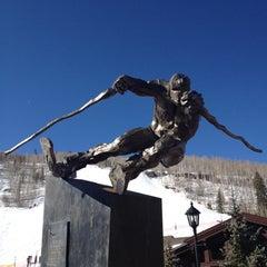 Photo taken at Vail Mountain by Tim J. on 3/16/2012