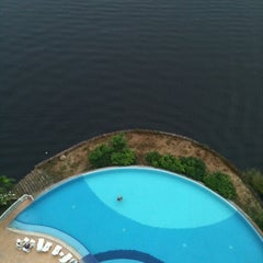 Photo taken at Park Suites Manaus by Guto V. on 3/17/2012