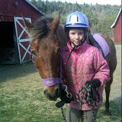 Photo taken at Willow Hill Farm by Sarah W. on 4/28/2012