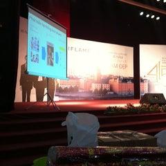 Photo taken at Đại Học Thuỷ Lợi by Trinh D. on 2/24/2012