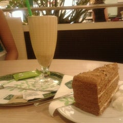 Photo taken at Greentree Caffe by Barbora F. on 8/1/2012