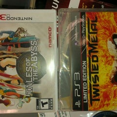 Photo taken at Gamestop by Marcus R. on 2/11/2012