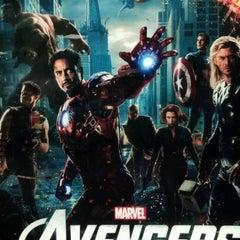 Photo taken at Regal Cinemas Palladium 14 & IMAX by Debra R. on 5/12/2012