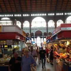 Photo taken at Mercado de Atarazanas by Luis R. on 6/12/2012