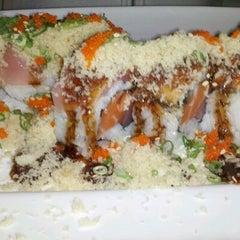Photo taken at Samurai Japanese Restaurant by Dianne S. on 2/10/2012