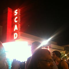 Photo taken at Trustees Theater by Morgan V. on 5/20/2012