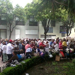 Photo taken at Parque Allende by Marysol M. on 7/22/2012