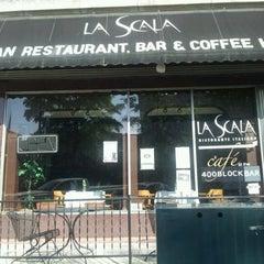 Photo taken at La Scala by Tammy H. on 4/2/2012