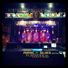 Photo taken at House of Blues by Clayton T. on 8/9/2012