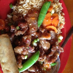 Photo taken at Pei Wei by Siul N. on 6/20/2012