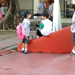 Photo taken at Playground by Sujarit M. on 6/19/2012