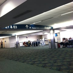 Photo taken at Concourse E by Sandee H. on 6/3/2012