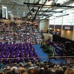 Photo taken at Broughton High School by Tracey K. on 6/8/2012