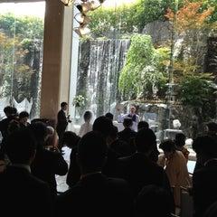 Photo taken at ANAクラウンプラザホテル京都ANA CROWNE PLAZA KYOTO Hotel by Shinichiro K. on 6/30/2012